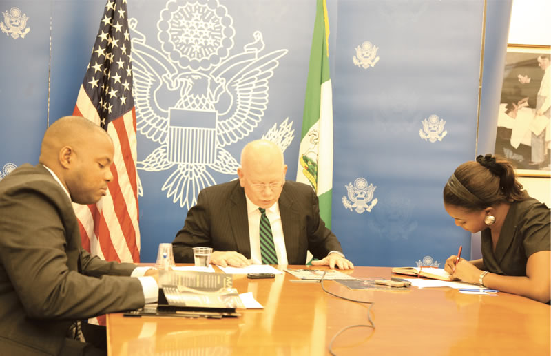 nigeria and america relationship with russia